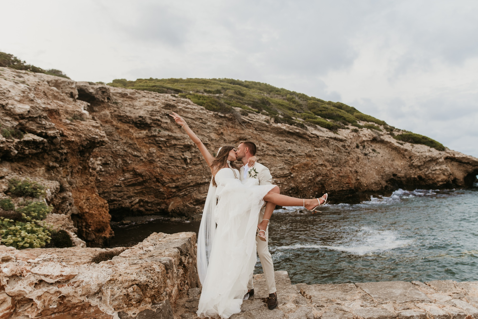 natural wedding photo destination la escollera ibiza 0090 1