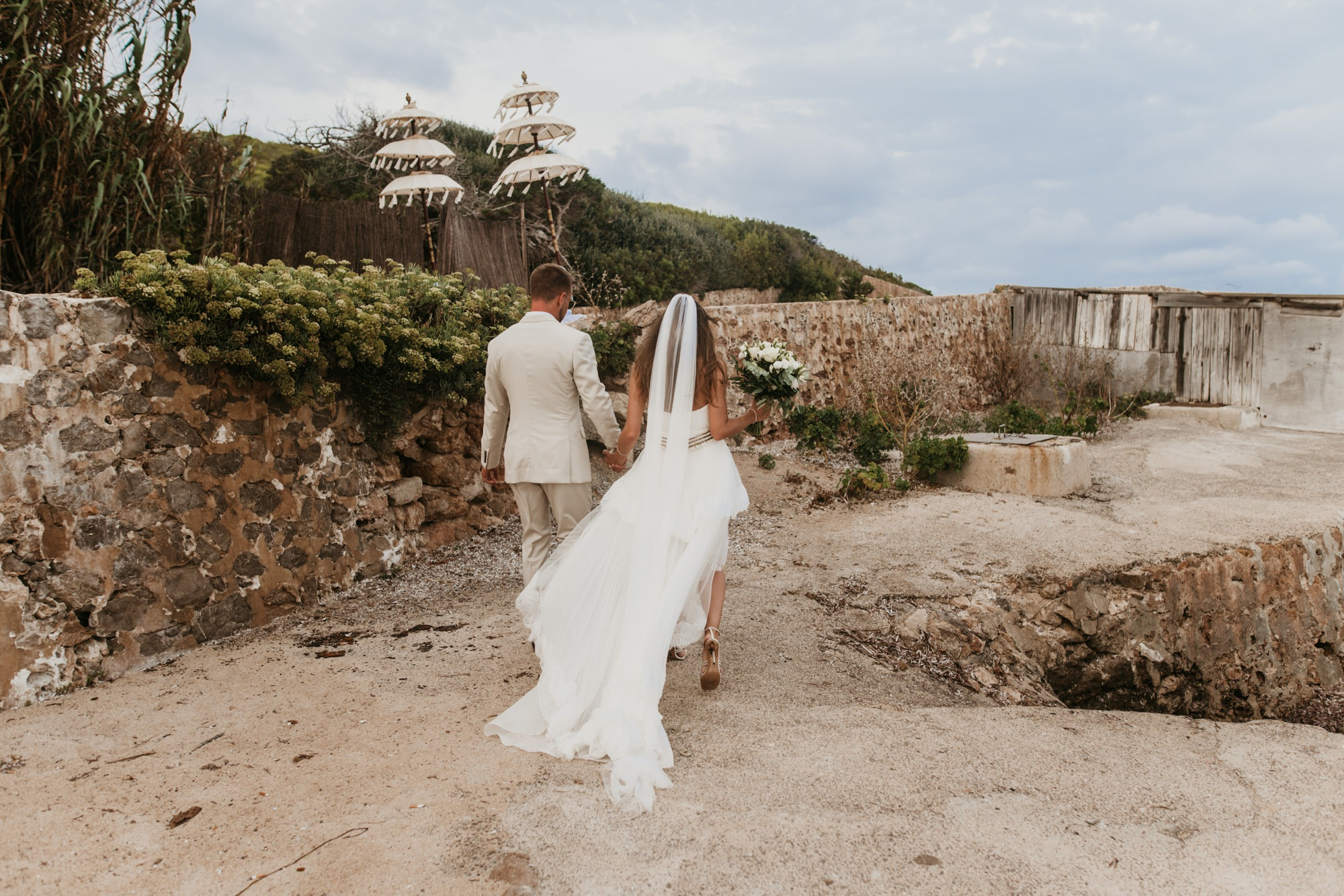 natural wedding photo destination la escollera ibiza 0091 1