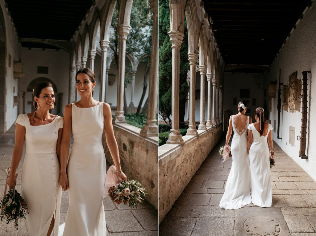 natural wedding photo elegant ana y elena girona 0043