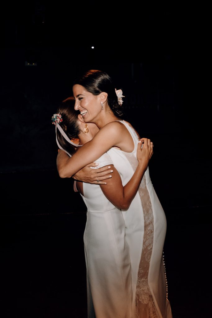natural wedding photo elegant ana y elena girona 0074