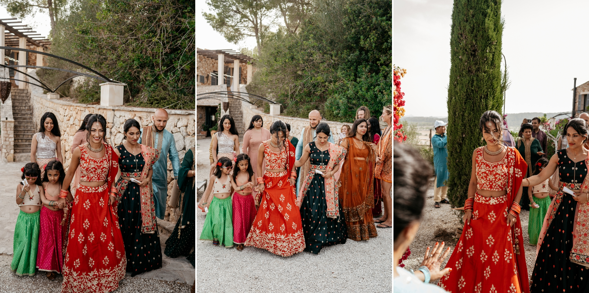 natural wedding photography mallorca boda hindu 0100 1