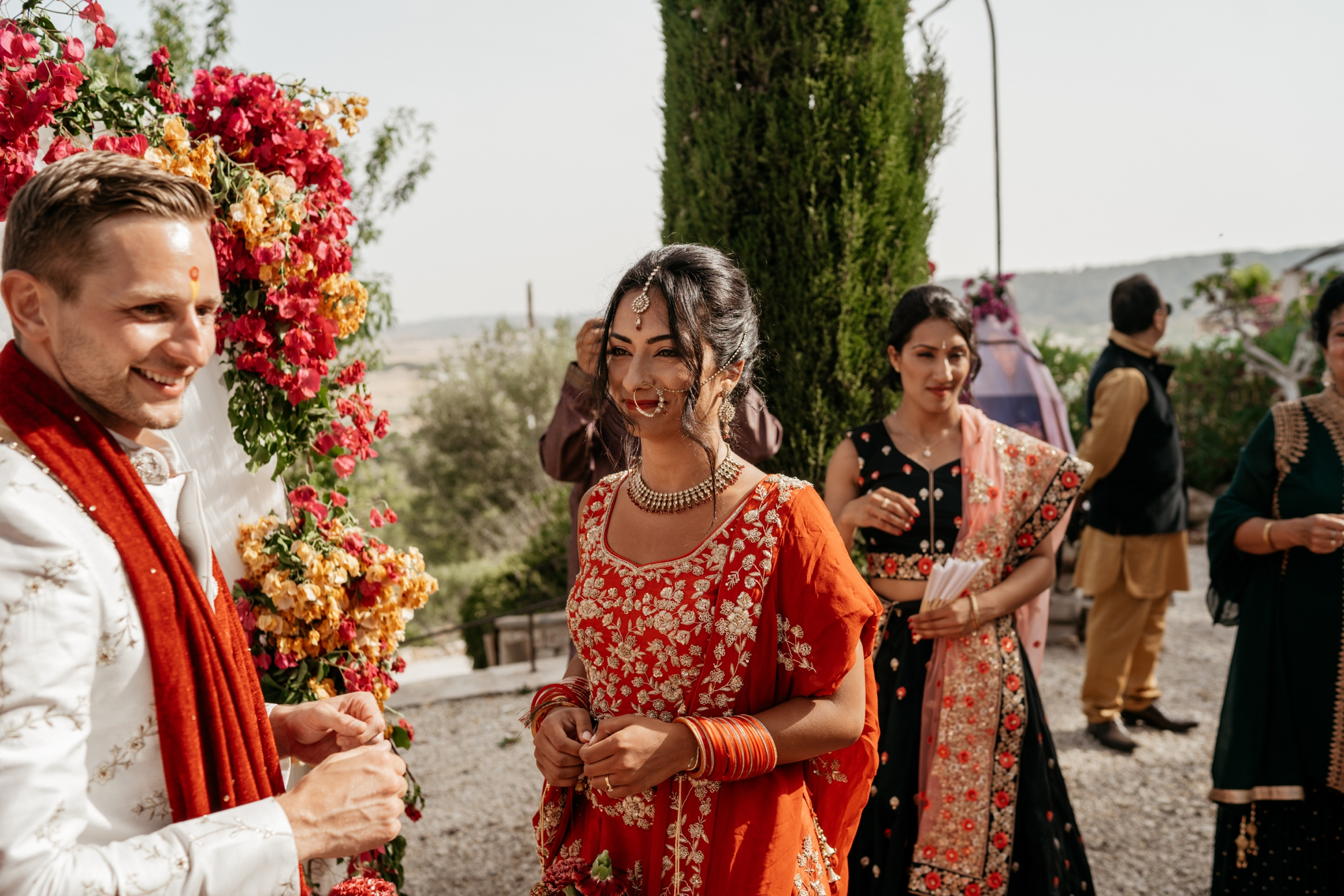 natural wedding photography mallorca boda hindu 0101 1