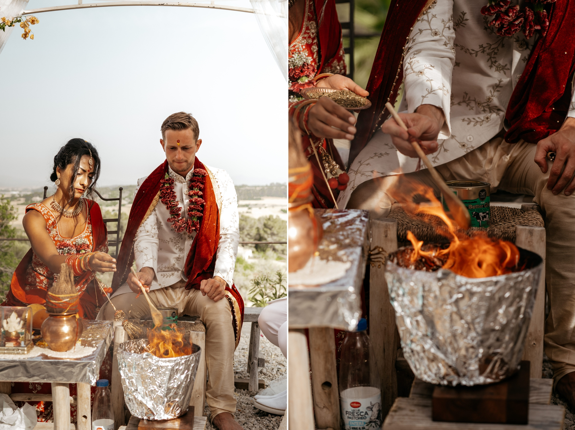 natural wedding photography mallorca boda hindu 0125 1