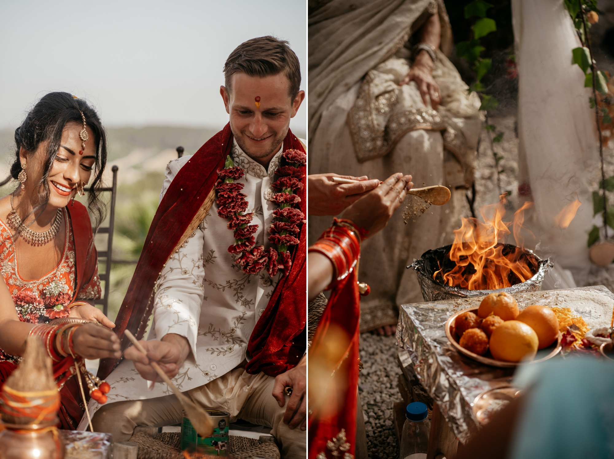 natural wedding photography mallorca boda hindu 0126 1