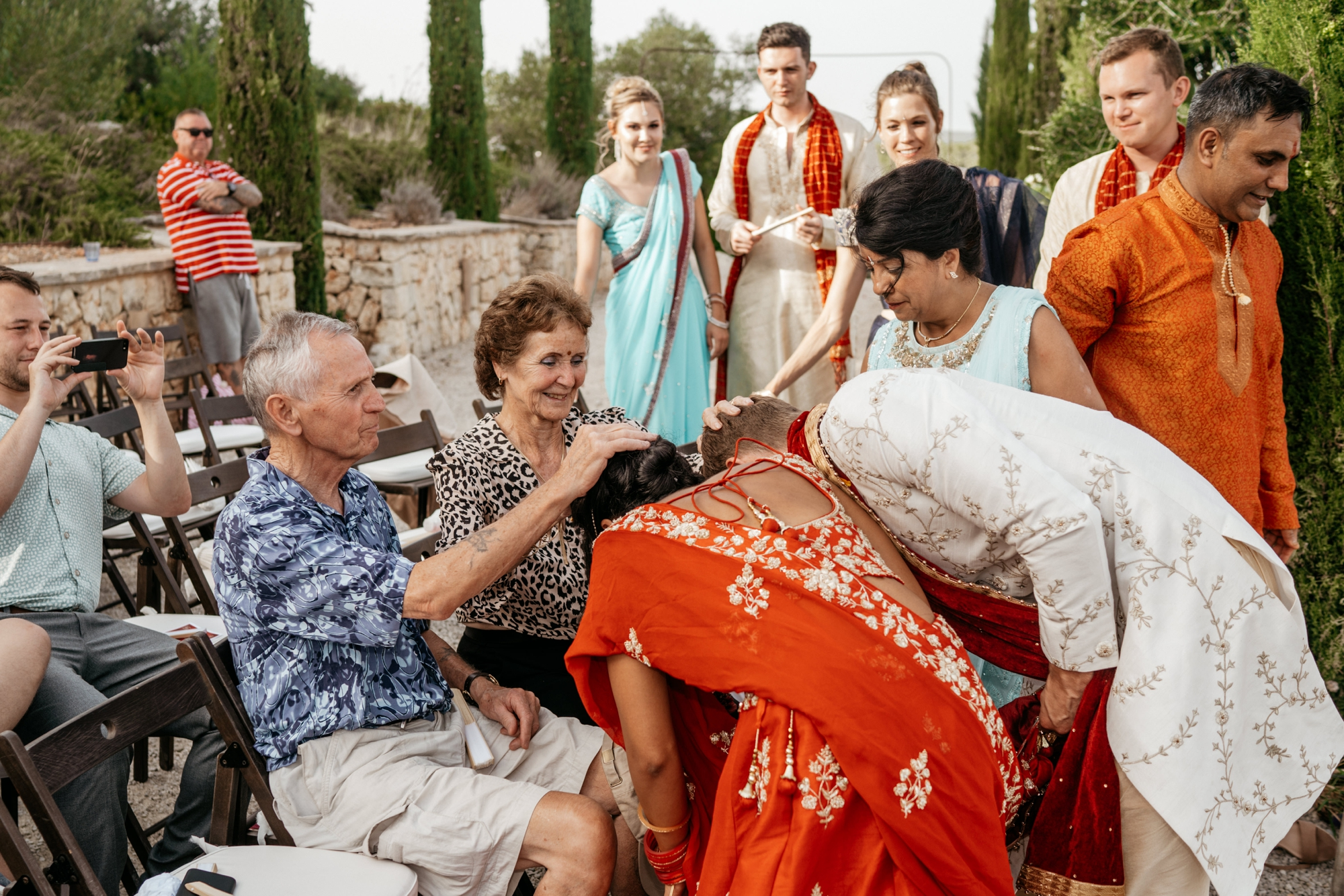 natural wedding photography mallorca boda hindu 0143 1