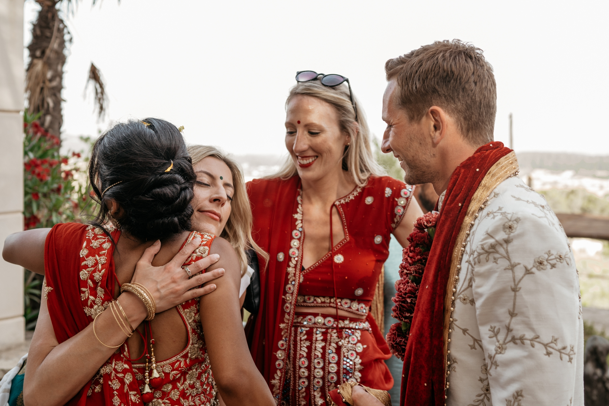 natural wedding photography mallorca boda hindu 0146 1