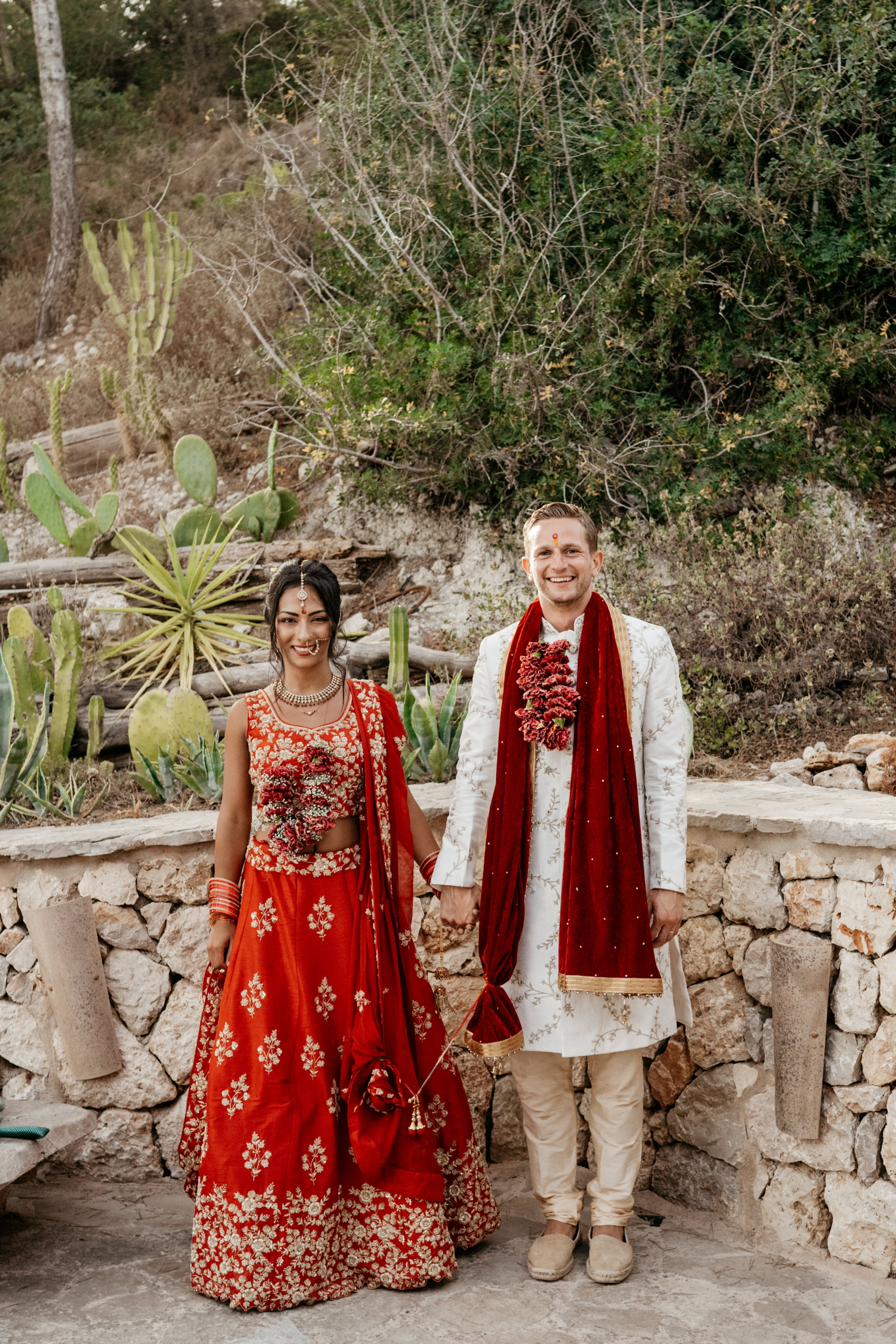 natural wedding photography mallorca boda hindu 0149 1