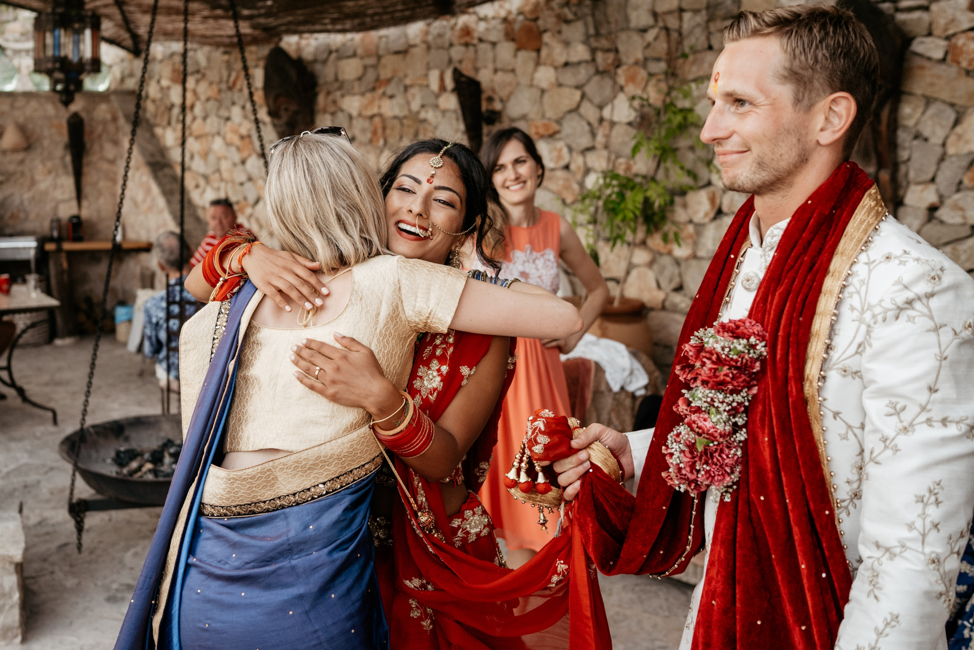 natural wedding photography mallorca boda hindu 0163 1