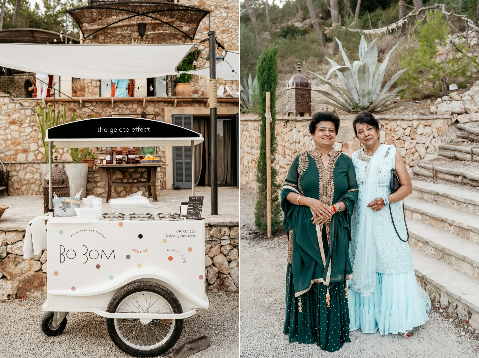 natural wedding photography mallorca boda hindu 0164 1