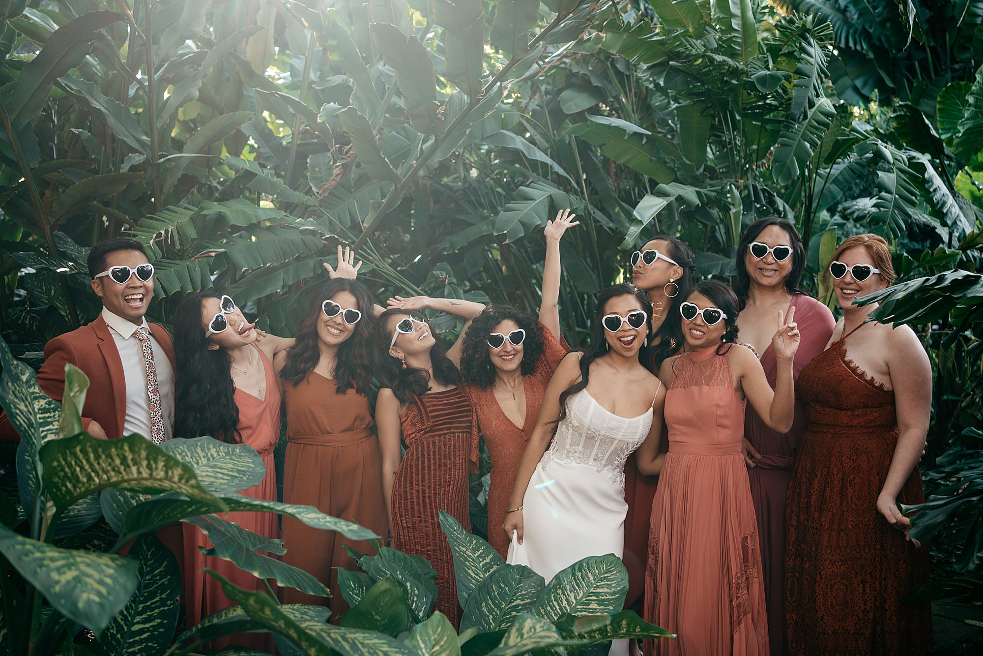 natural wedding photography miami the kampong 0433 1