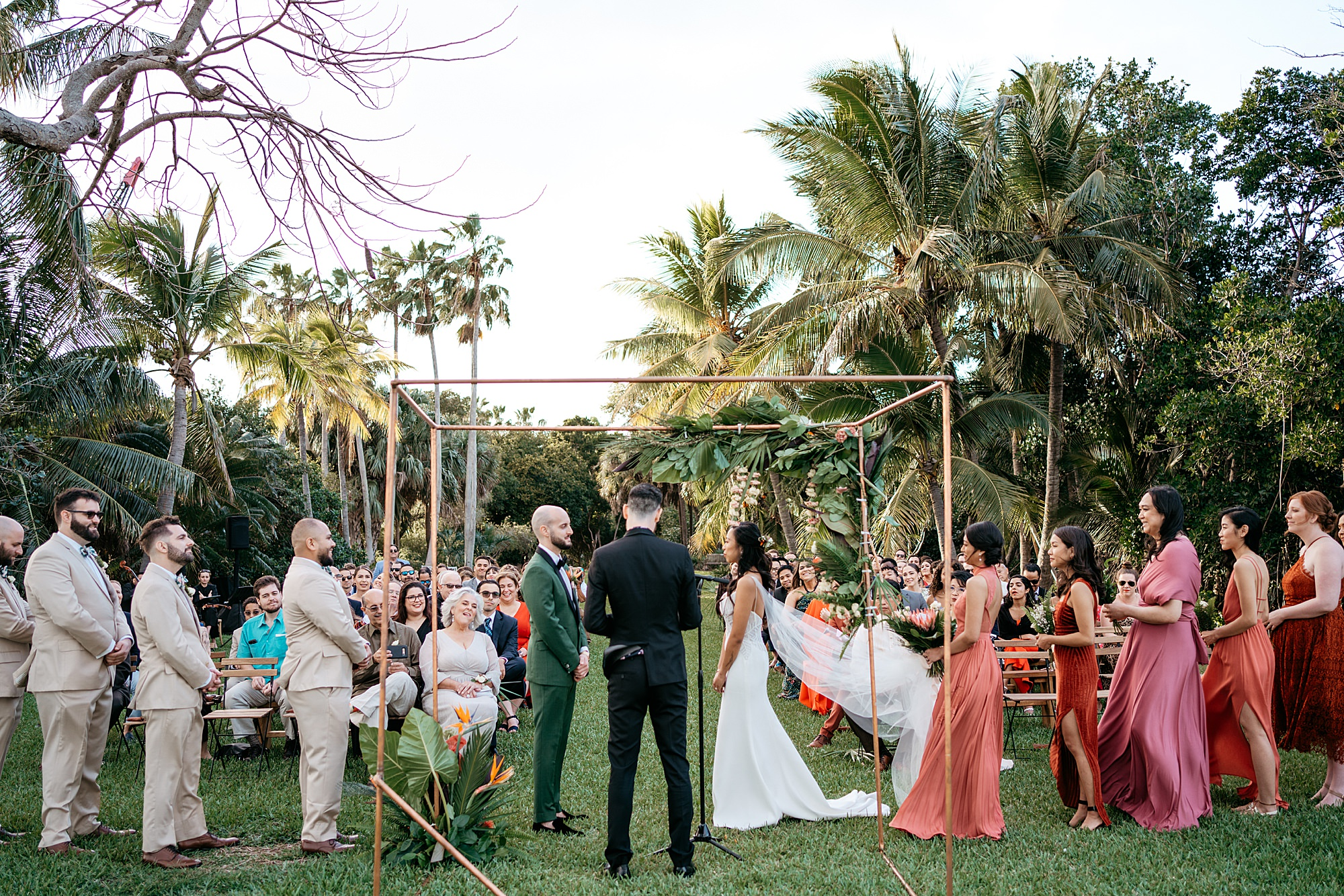 natural wedding photography miami the kampong 0455 1