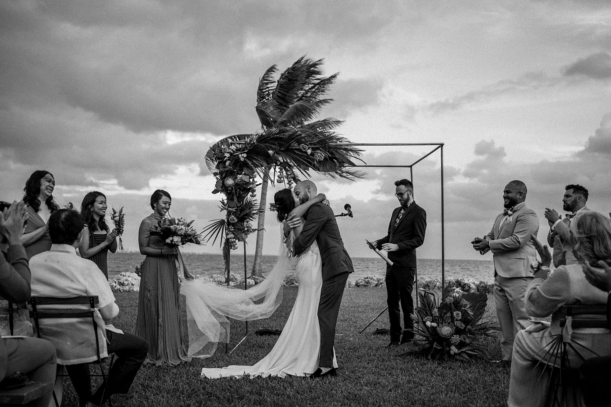natural wedding photography miami the kampong 0464 1
