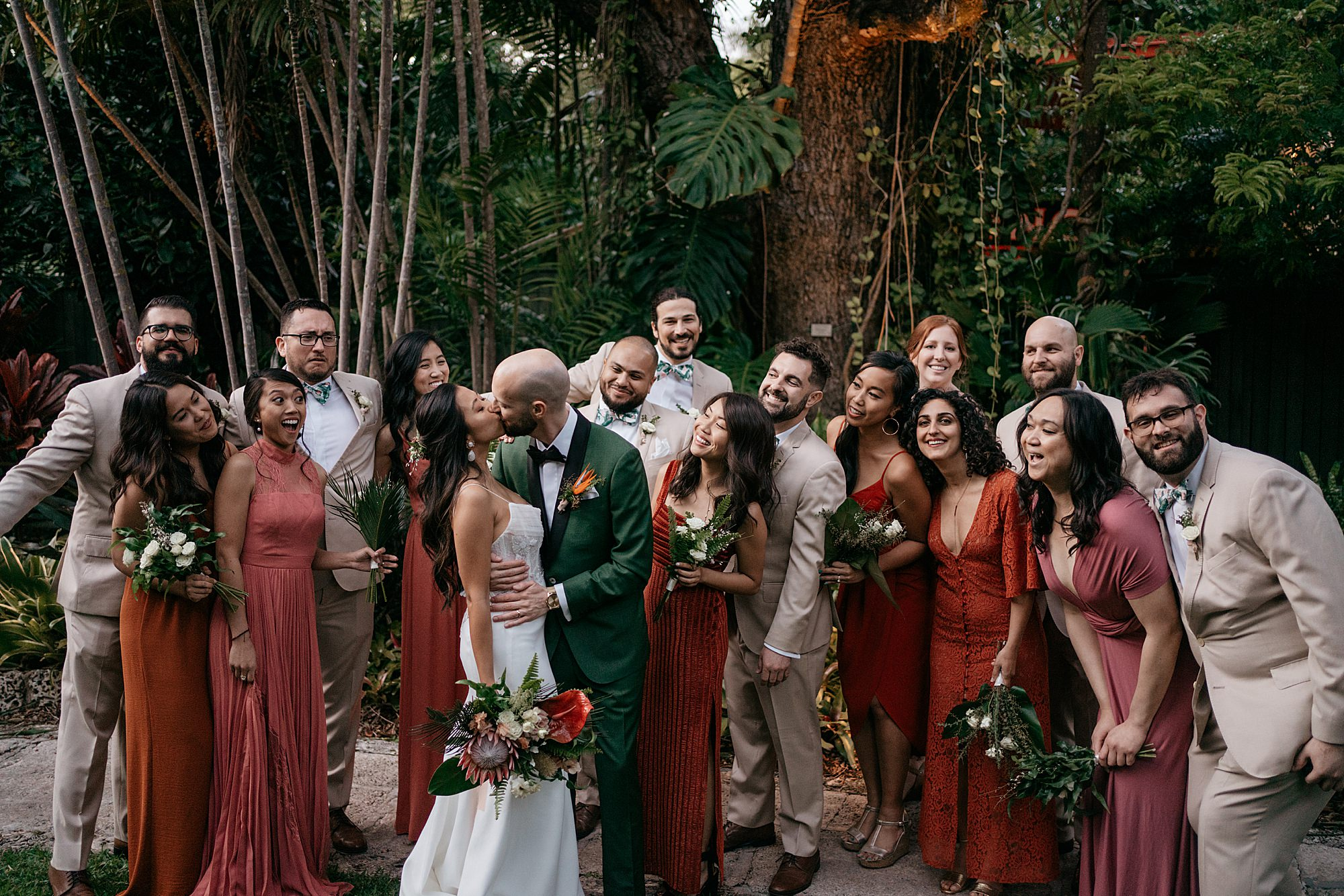 natural wedding photography miami the kampong 0477 1