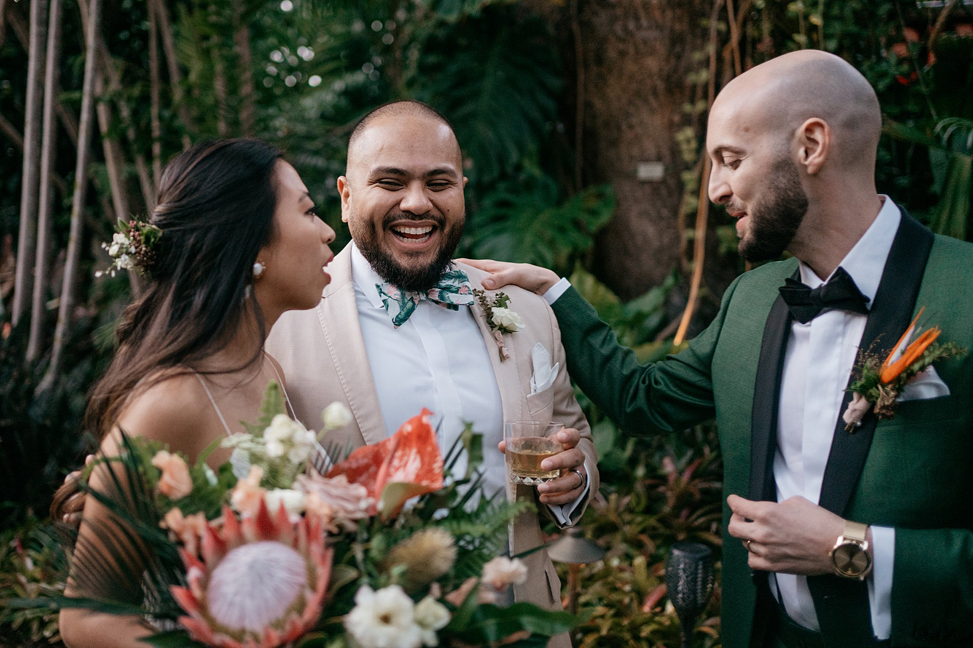 natural wedding photography miami the kampong 0478 1