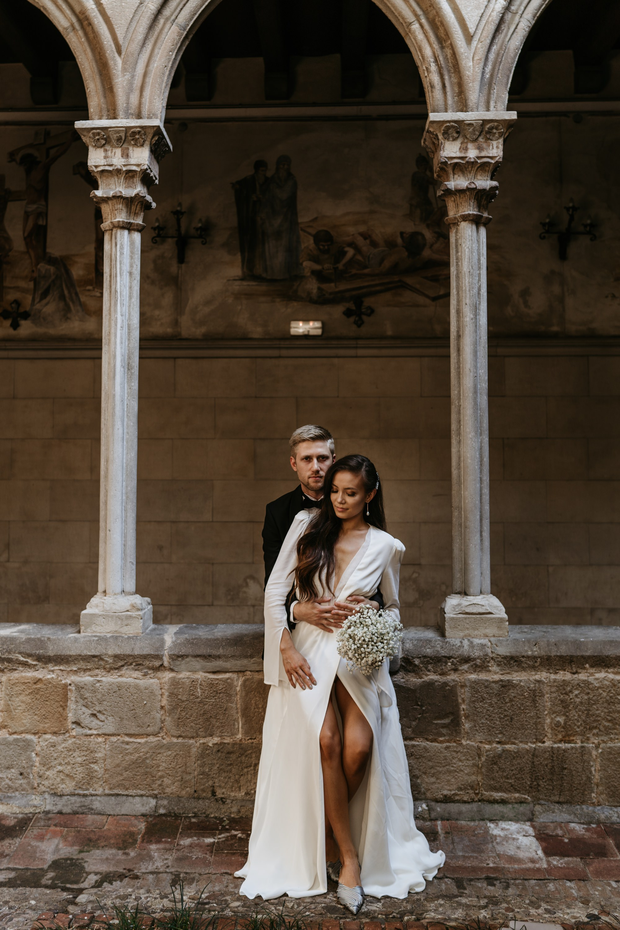 natural wedding photography private wedding barcelona 0147 1