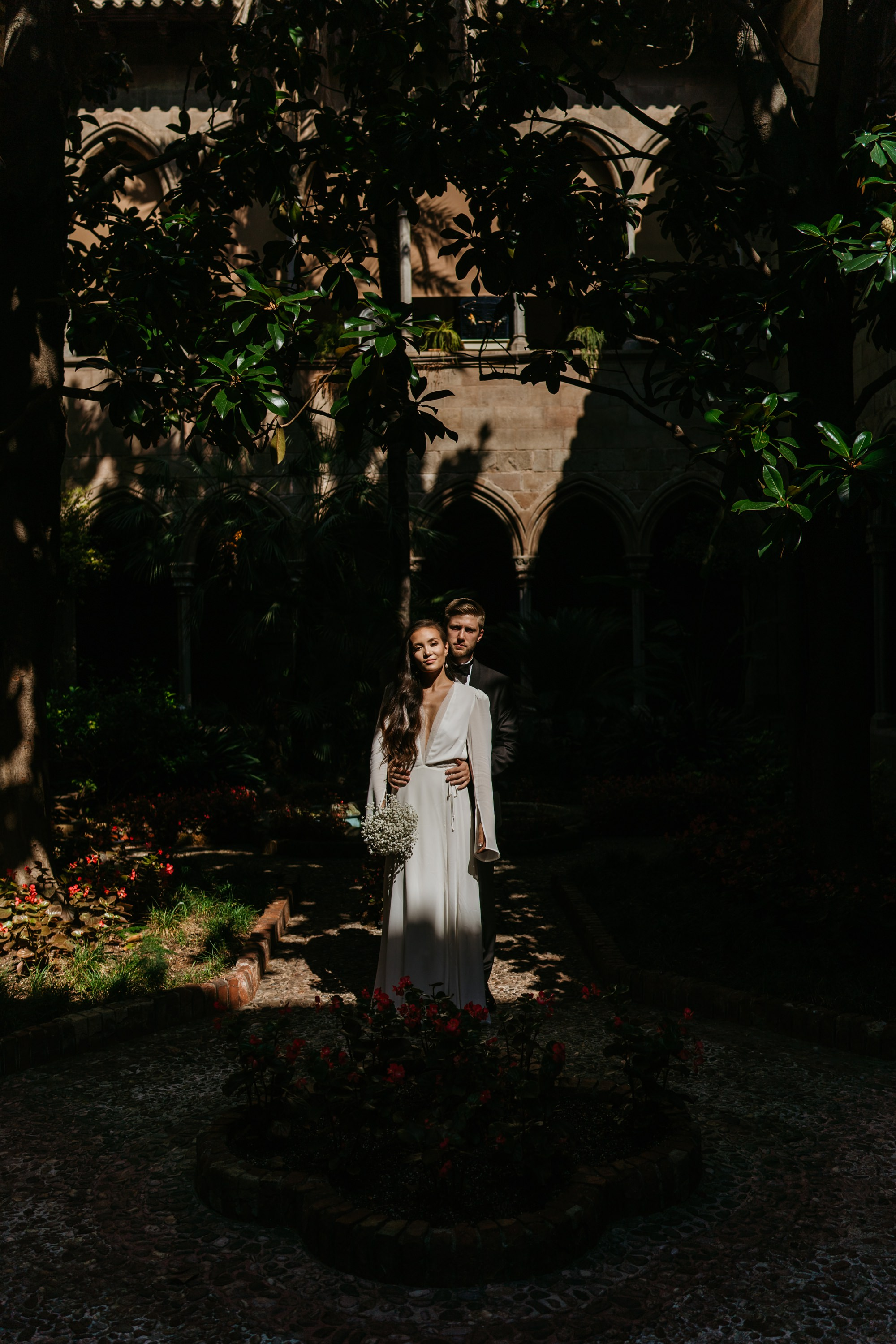 natural wedding photography private wedding barcelona 0152 1