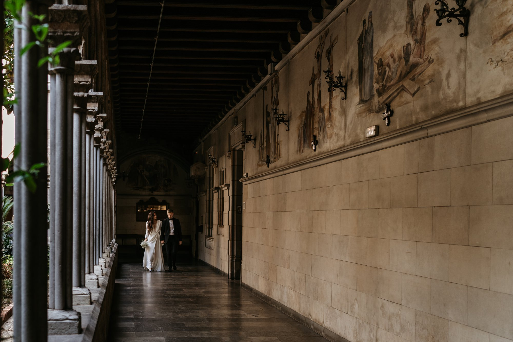 natural wedding photography private wedding barcelona 0153 1